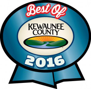 Best of Kewaunee County 2016