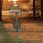 Peterson Park Disc Golf Algoma WI