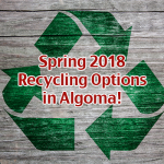 2018 Algoma Recycling
