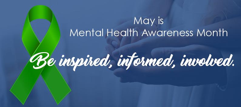 Mental Health Awareness Month 2018
