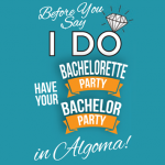 Have your bachelor/bachelorette party in Algoma, WI!