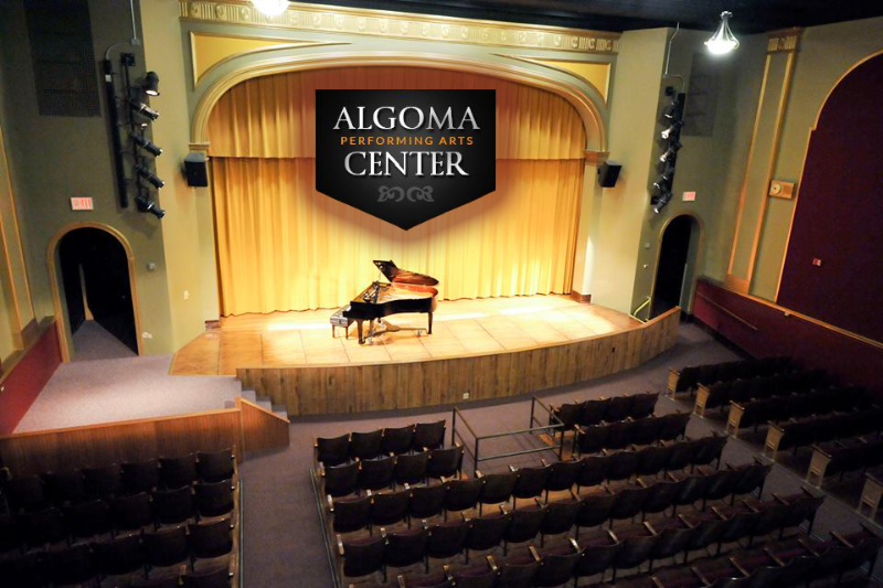 algoma-performing-arts-center-stage-logo