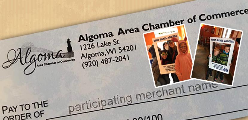 Chamber Checks Make Great Gifts