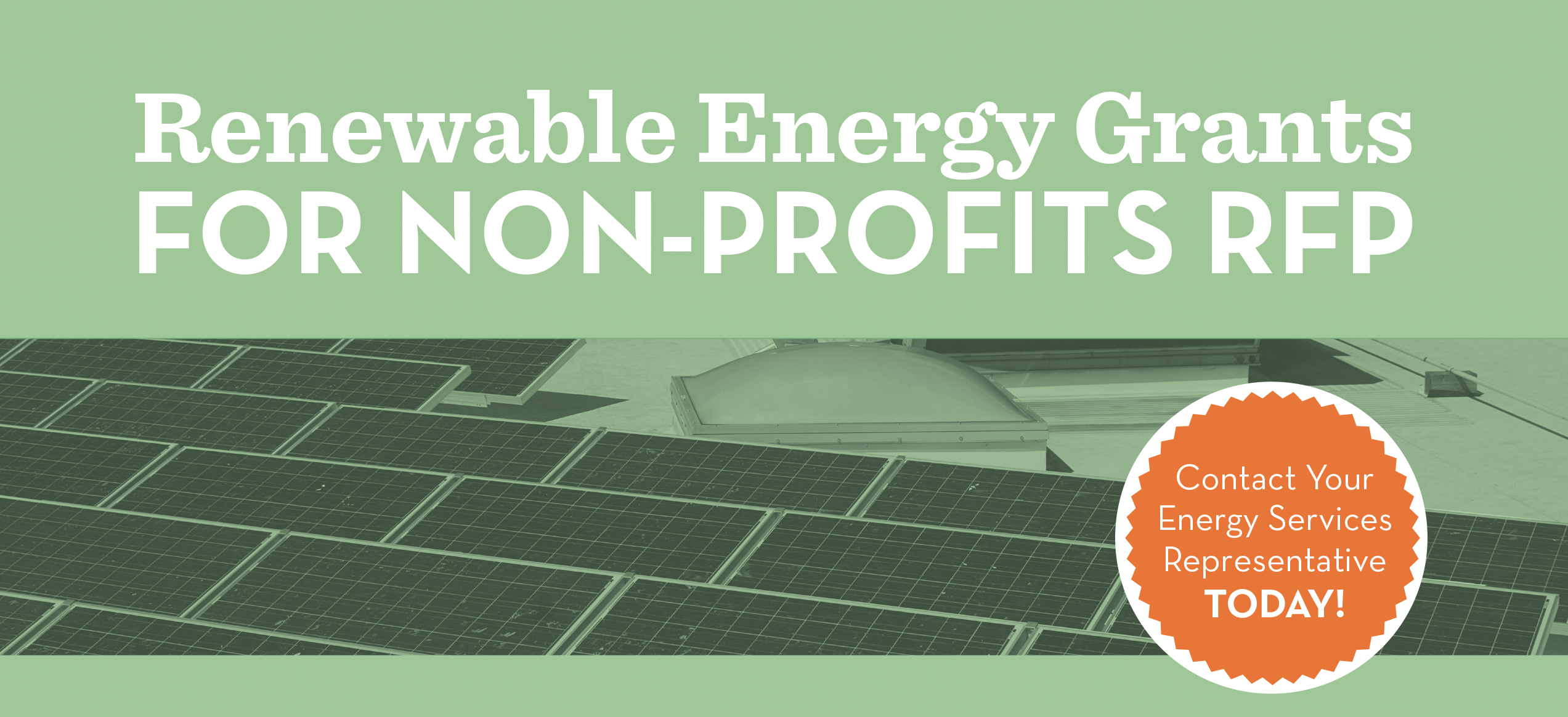 $100,000 Available for Local Renewable Energy Projects – Algoma, WI
