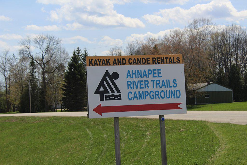 Ahnapee River Trails Campground Algoma, WI