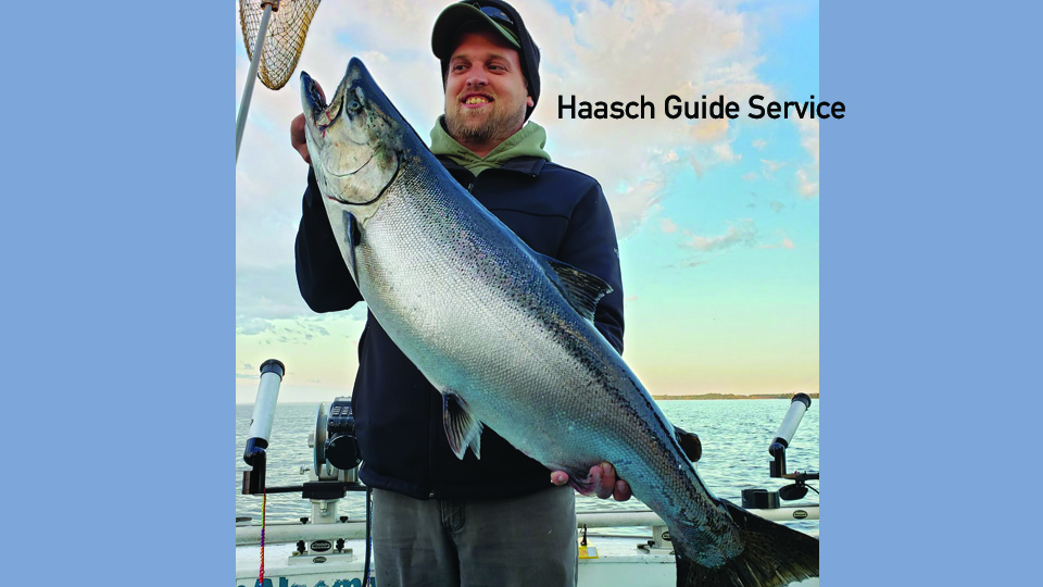 Haasch Guide Service, Algoma WI