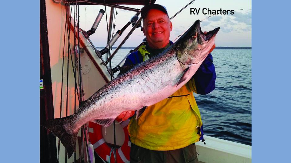 RV Charters, Algoma .WI