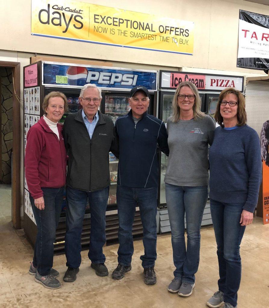 Algoma True Value and Rio Creek Country Store Ribbon Cutting