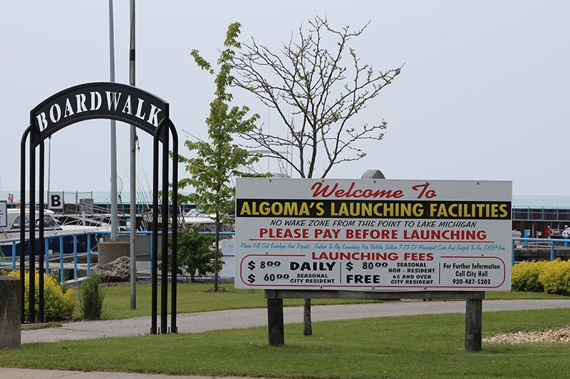 Welcome to Algoma Marina