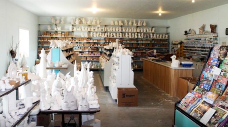 The Ceramic Shoppe Algoma