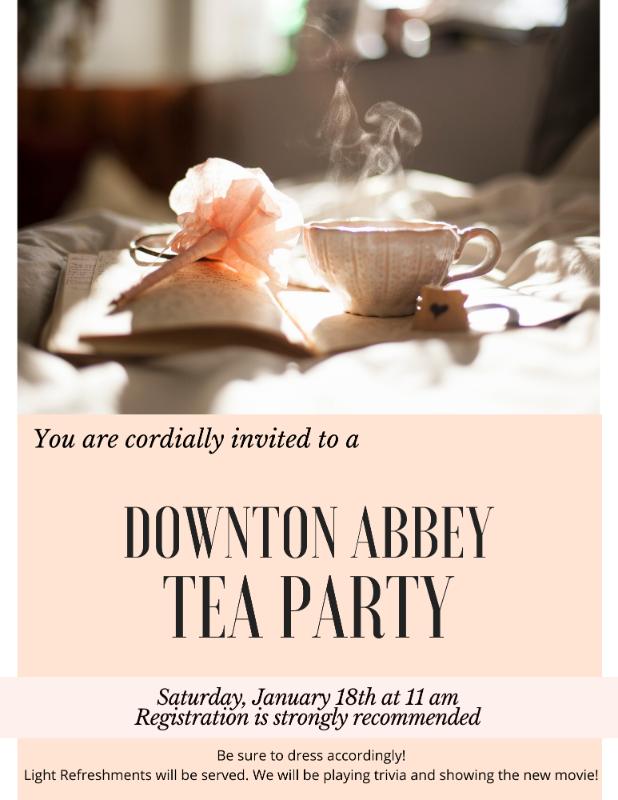 Downton-Abbey-invitation