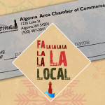 Algoma Area Chamber of Commerce Chamber Checks