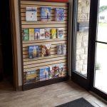 Algoma Area Chamber/Visitor Center entryway