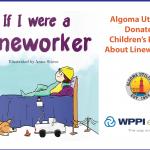 Algoma Utilities Donates Children's Books About Lineworkers