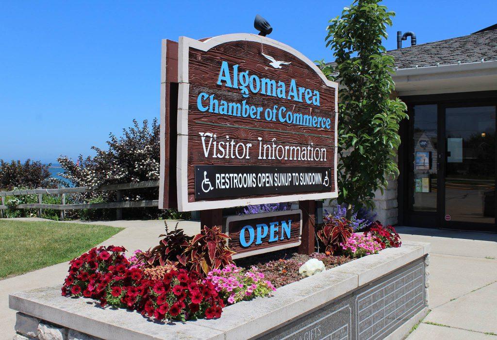 Algoma WI Visitor Center