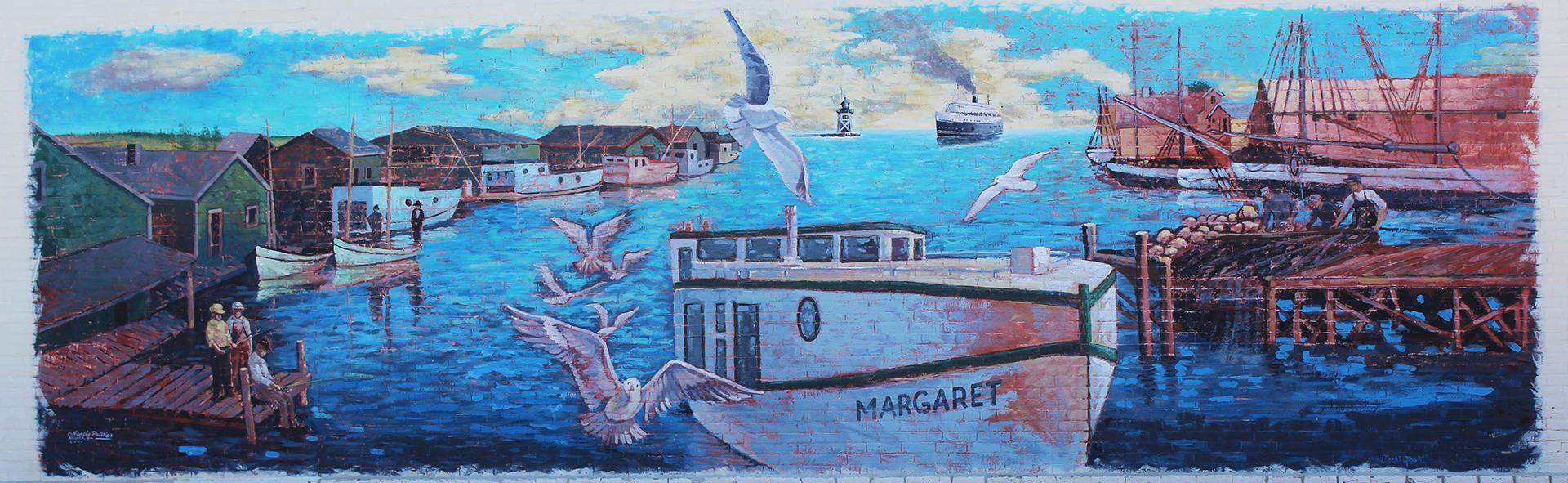 Margaret Mural