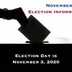 City of Algoma Election Information