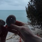 Hag Stones: Another Sought After Treasure On Algoma's Crescent Beach