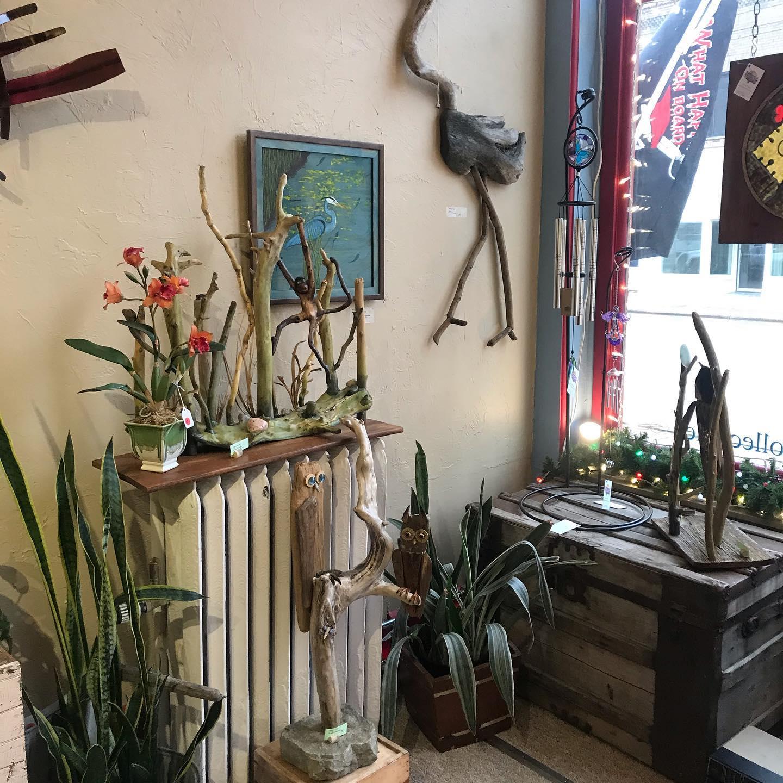 Steele Street Trading Co & Gallery Art in Algoma