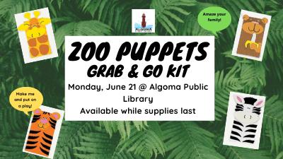 Animal-Puppets