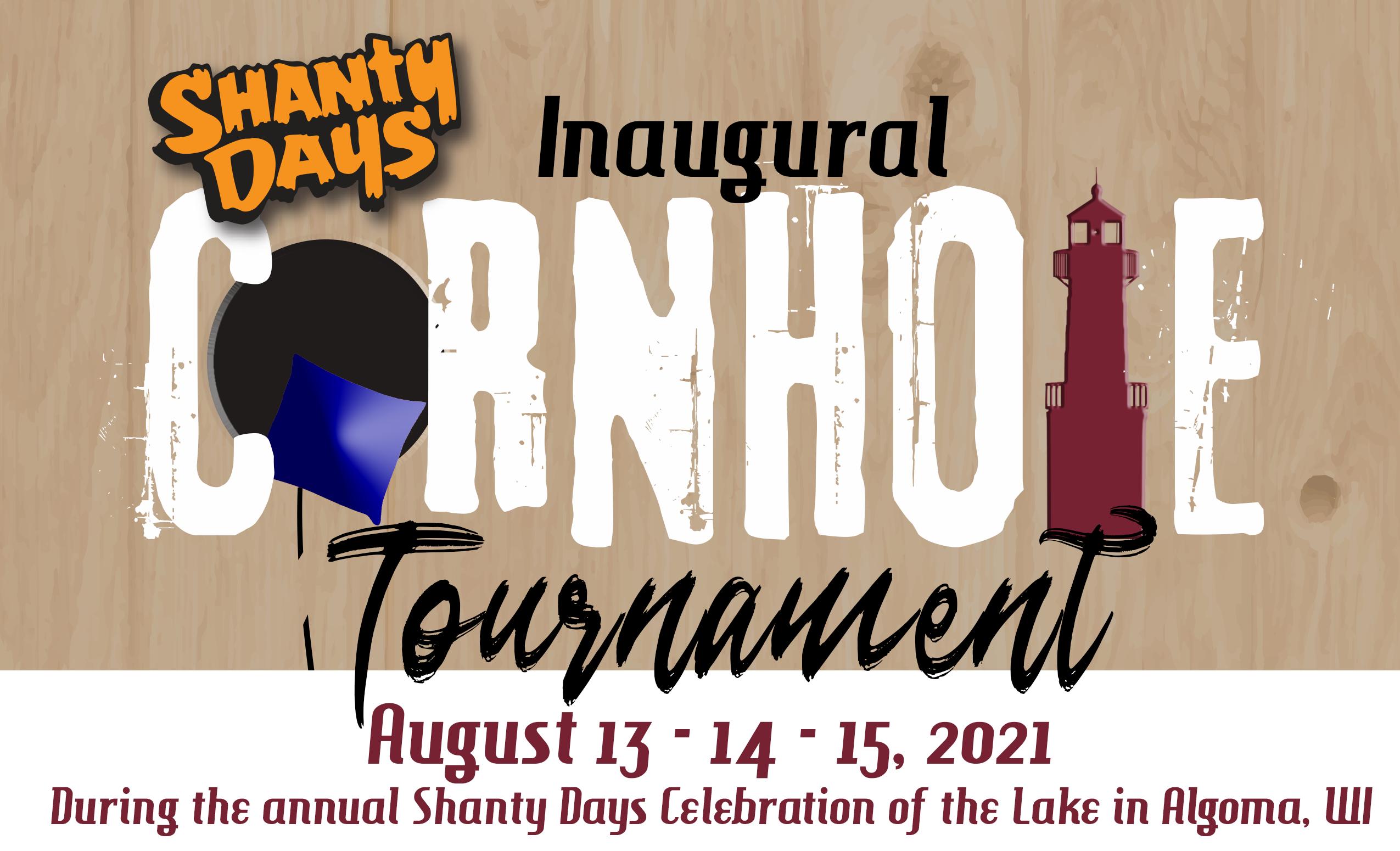 2021 Shanty Days Cornhole Tournament